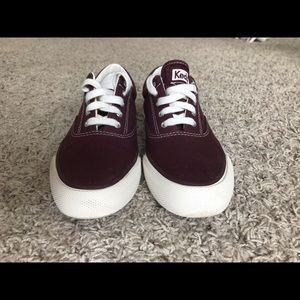 Keds Shoes - Keds Sneakers Maroon